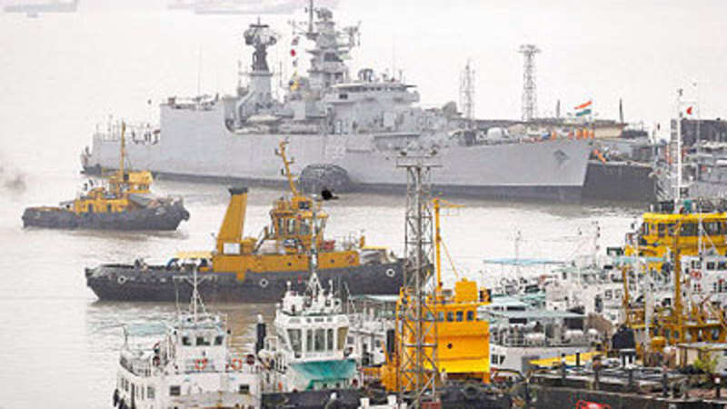 Armed cargo ships along India's coast pose security threat