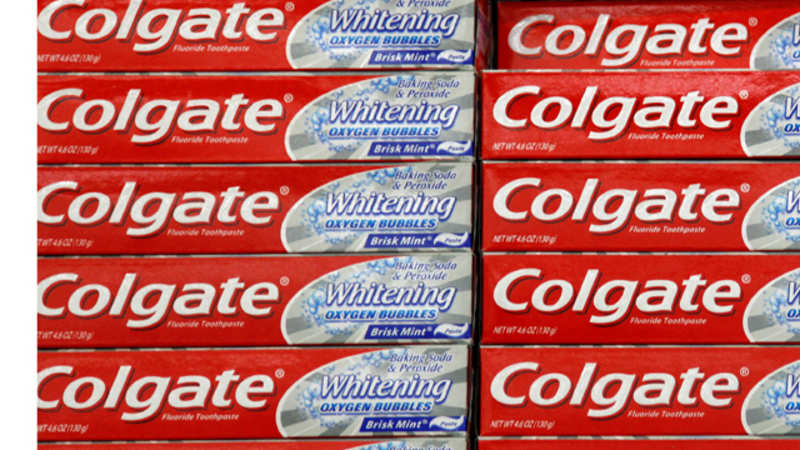 Colgate (India) scrip down on group arm's India entry - The