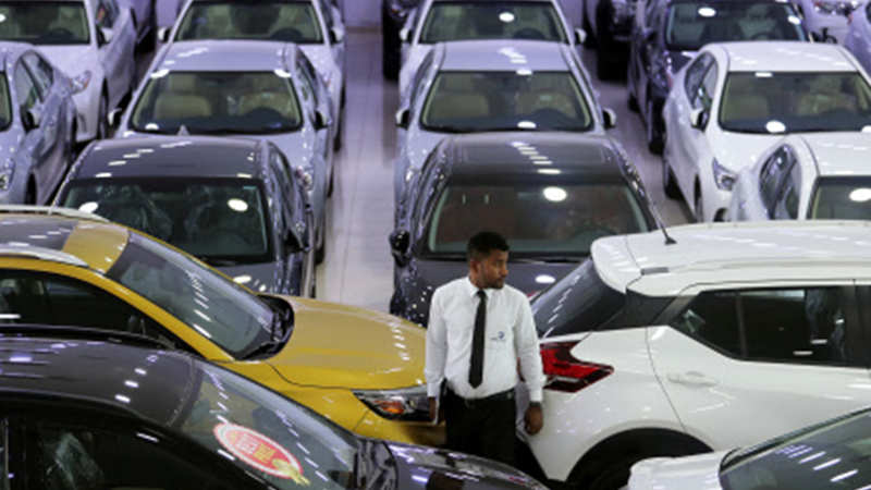 Car sale in india: Shutter down: Dealers follow car sales into slow lane