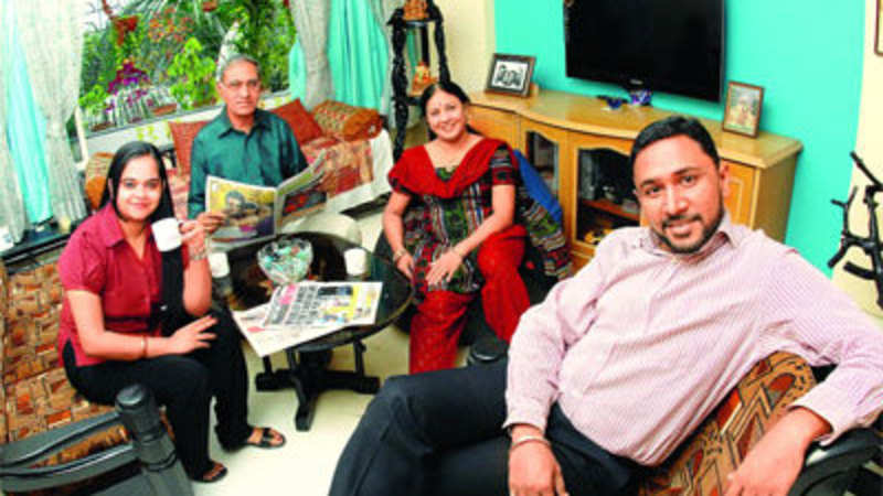 Family Finances: On course to financial freedom - The Economic Times