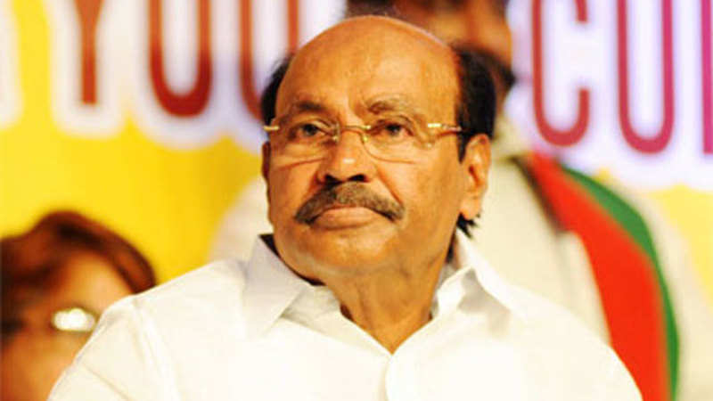 Let NDA announce PMK is not in its alliance: S Ramadoss - The