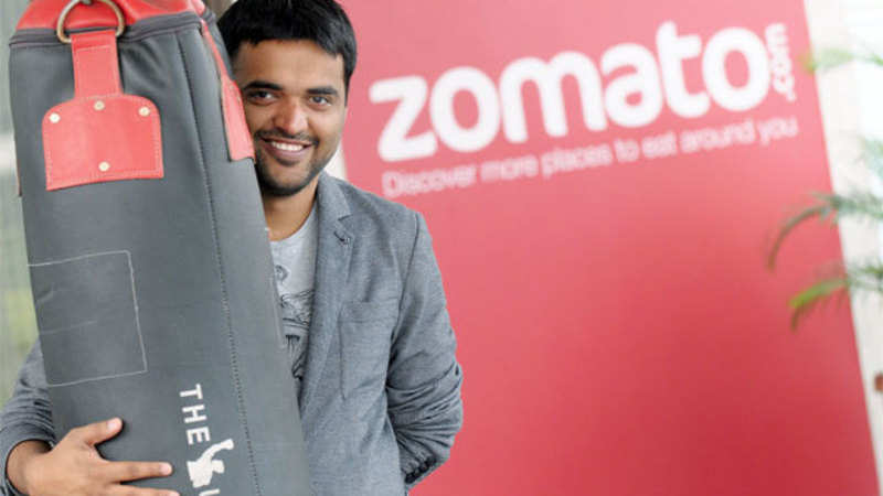Zomato spins off online ordering app Zomato Order - The
