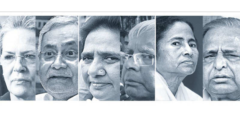 Congress: The grand alliance for 2019: Can so many unlike minds of