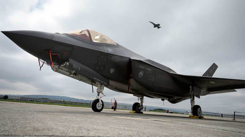 F-35 fighter jet: US may offer F-35 fighter if India scraps