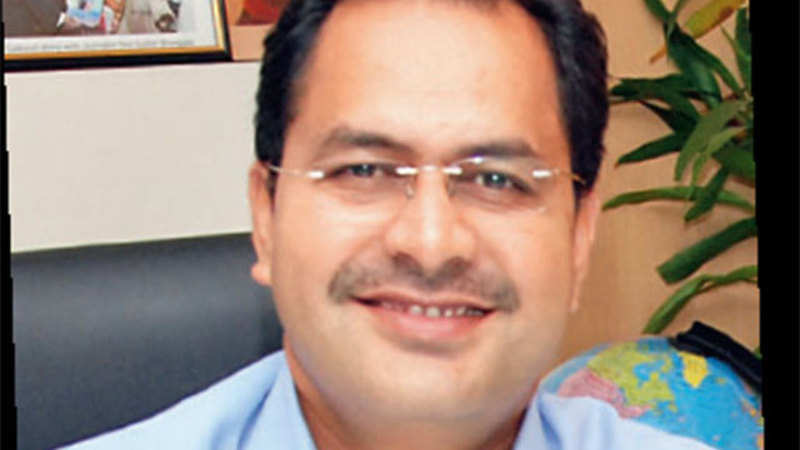HR Gaikwad: From services to agri business, founder wants BVG name
