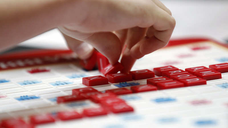Scrabble's ok with two more 2-letter words - The Economic Times