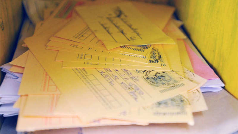 Most Of The Services Postal Department Are Incurring Losses Barring Compeion Postcard Letter And Book Post Periodicals