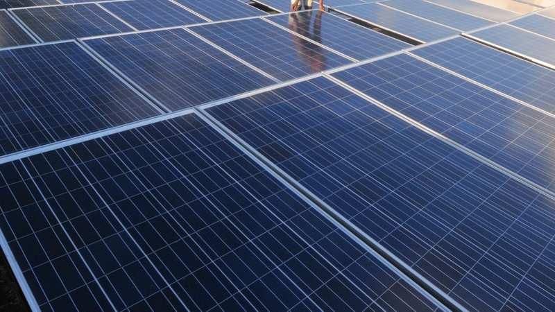 Solar Panel Roof Cost >> Solar Panel Installation Solar Panel Installation From Cost To