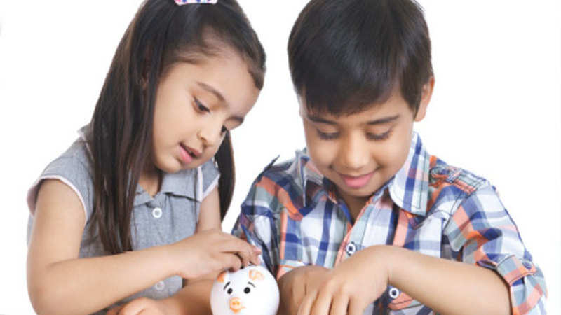 Want to know your child's money personality? - The Economic Times