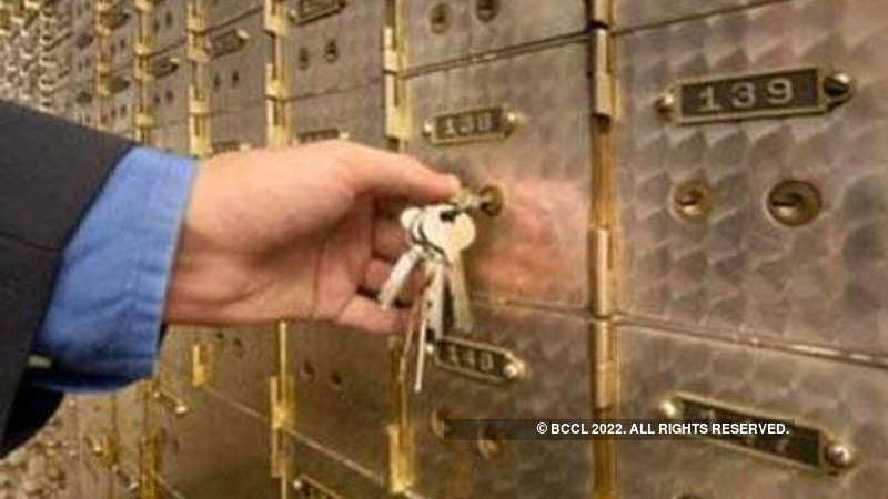 lockers: Why bank lockers are better than home safes - The Economic