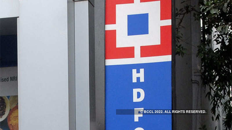 hdfc bank: RBI includes HDFC Bank in 'too big to fail' list - The