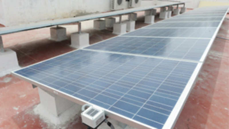 Mangalore Electricity Supply Company to 'green' power its