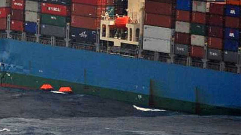 Cargo ship with 16 Indians stranded off Dubai for a year