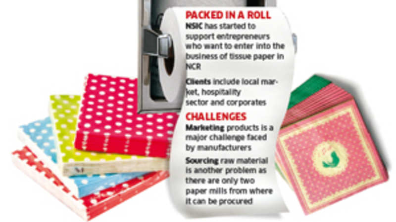 Why Noida, Greater Noida tissue paper units are rolling out