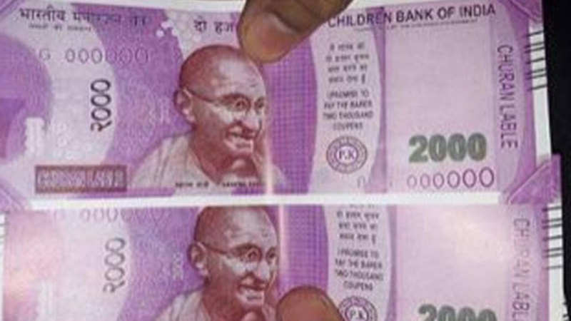 Fake Indian currency notes worth Rs 56 76 lakh seized from
