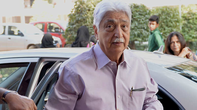 Azim Premji's pay package rose 95 pc to $262,054 in FY'19: Wipro