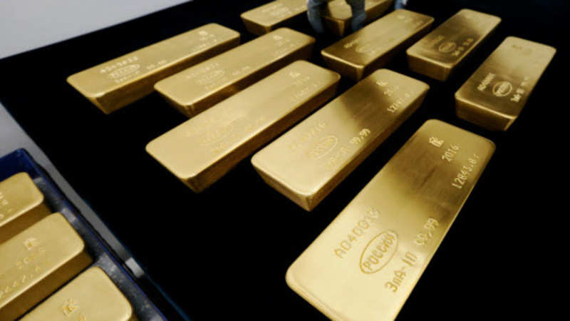 Global gold demand falls by 9% in third quarter
