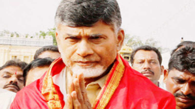 Chandrababu Naidu appointed as first chief minister of new