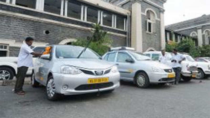 Tourist cab operators can't offer app-based service - The