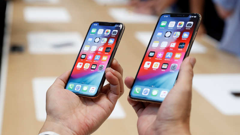 For first time, new iPhones get weak response in India - The