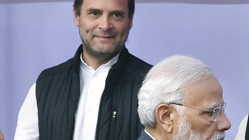 Records show Narendra Modi got at least five income tax refunds, Rahul Gandhi six