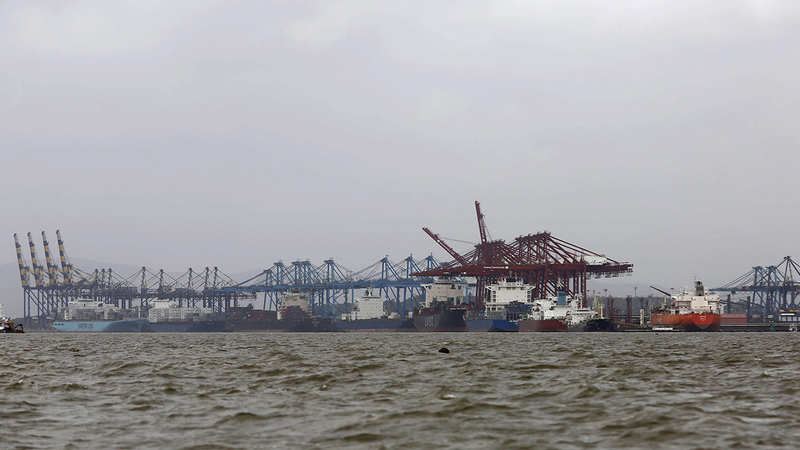 JNPT becomes India's only port to be ranked among world's