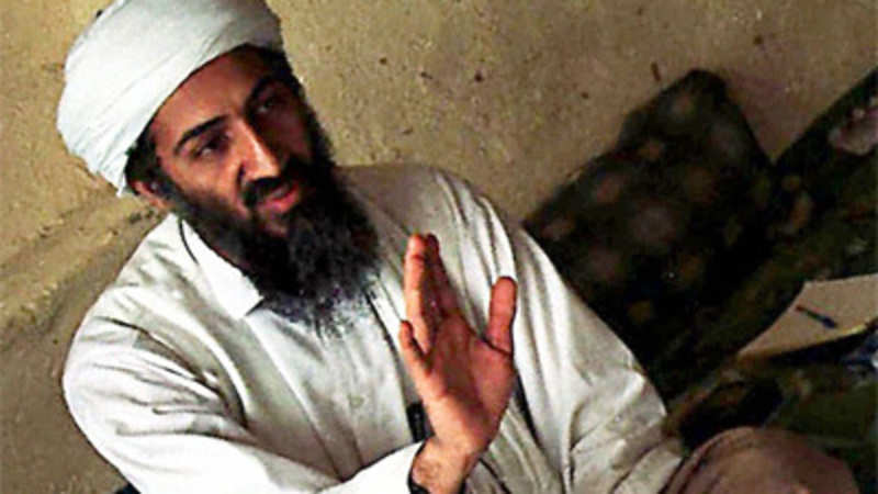 US Navy SEAL Robert O'Neill who shot al-Qaeda chief Osama