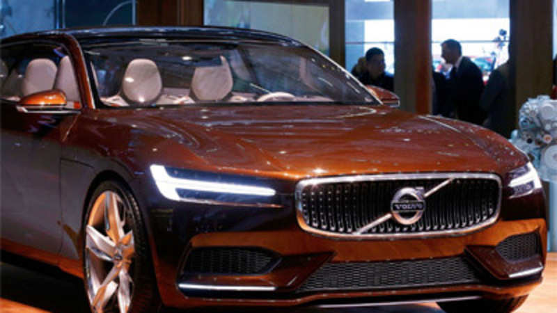 Infosys Bags Deal To Develop Software App For Volvo Cars