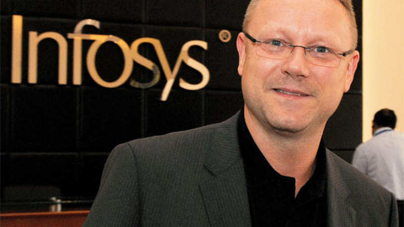 EdgeVerve EVP Michael Reh quits from Infosys, may continue as