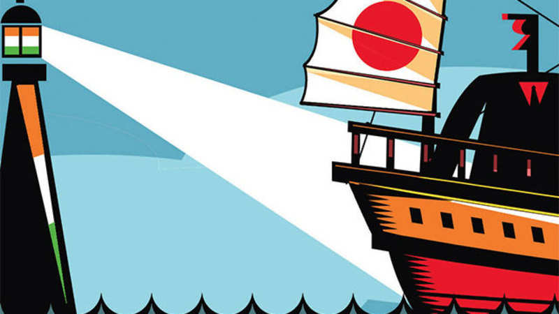 Japanese investors look to bet their money on Indian
