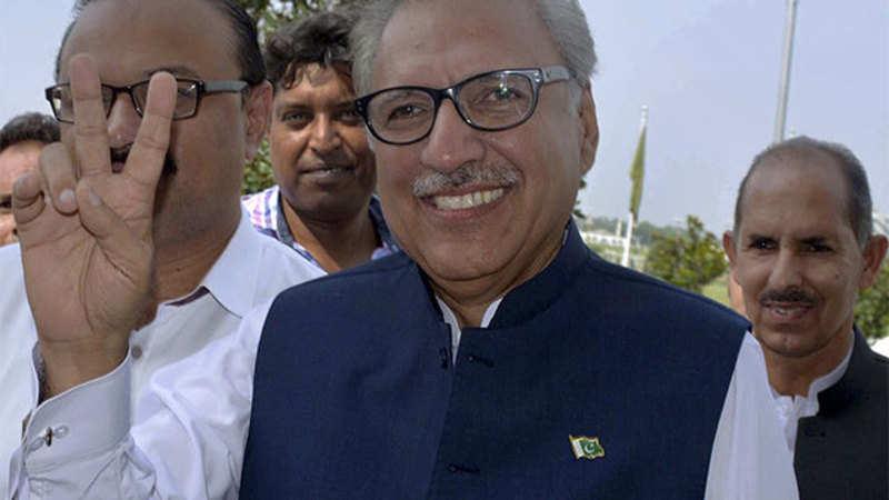 Pakistan's President: Pakistan new President Arif Alvi is son of