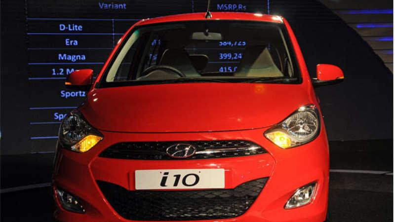 Hyundai i10: Do you own a Hyundai i10 or were planning to buy one
