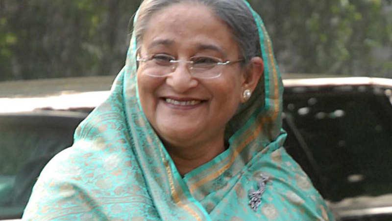 Bangladesh PM Sheikh Hasina praises IAF's role during war