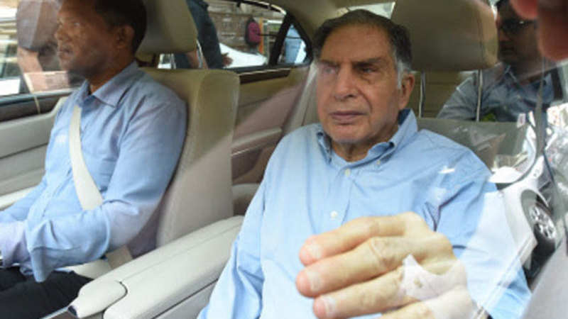 Ratan Tata Is Looking For A Partner To Buy Out Stake Held By Cyrus