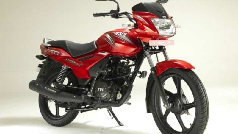 TVS rolls out Star City+ motorcycle from its Hosur factory - The