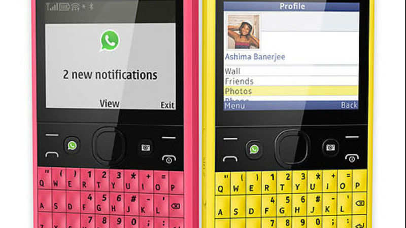 Nokia unveils dual-SIM Asha 210 with QWERTY keyboard - The