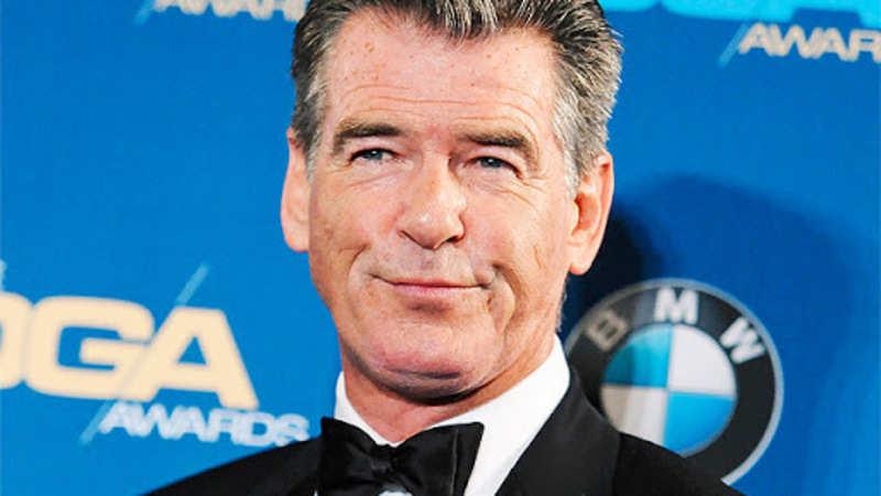 Former 'James Bond' star Pierce Brosnan to make comeback on