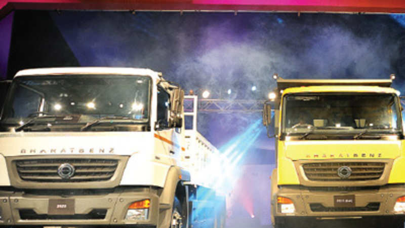 Can BharatBenz topple Ashok Leyland and Tata Motors in the
