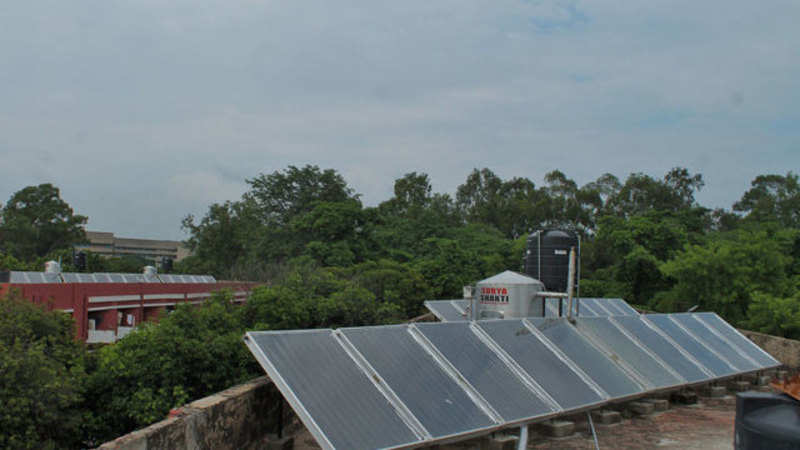 Solar companies, landowners going for leasing mode - The Economic Times