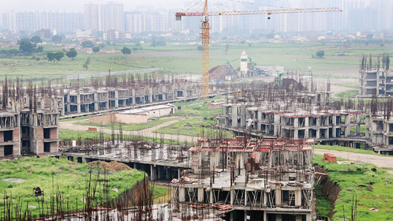 Real estate sector to feel more pain after Modi's crackdown