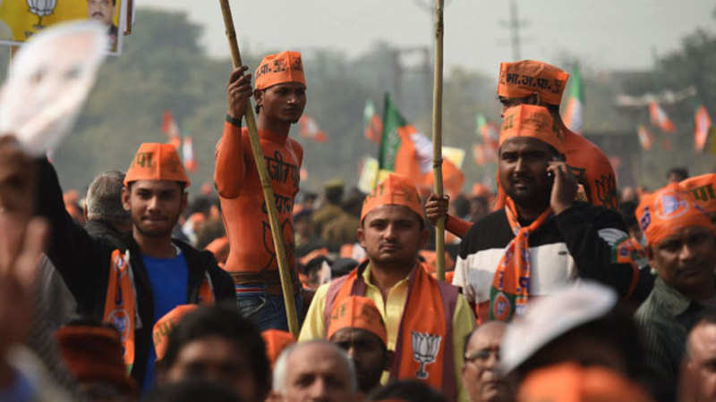 Anti-BJP alliance coming up in seven states - The Economic Times