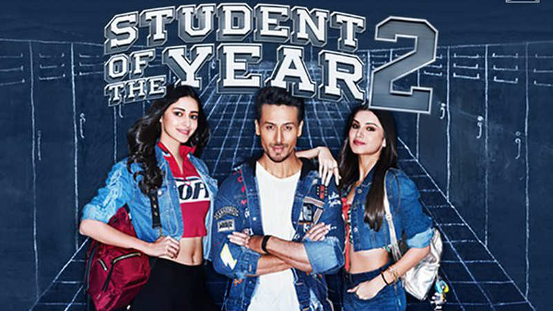 Student of the Year 2 2019 720p PreDVD Rip 1.2GB x264 CineVood Exclusive
