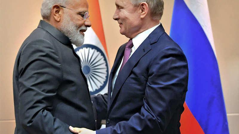 Vladimir Putin invites Indian companies to mineral-rich