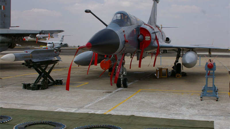 Mirage 2000 fighter aircraft to be upgraded with multi