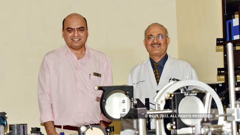 ophthalmology: How a patient changed the way engineering is