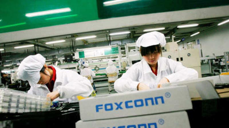 Foxconn shuts Sriperumbudur unit after severance deal - The Economic