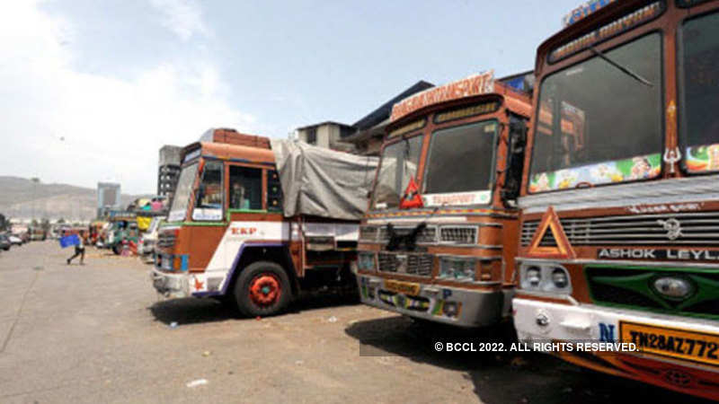 Truckers Strike: Truckers on strike from today, demand