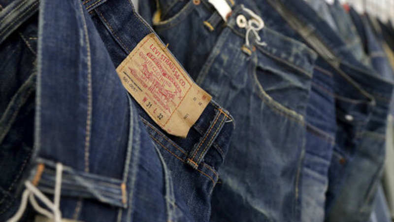 fda53163 Levi Strauss: Jeans maker Levi Strauss files for stock market ...
