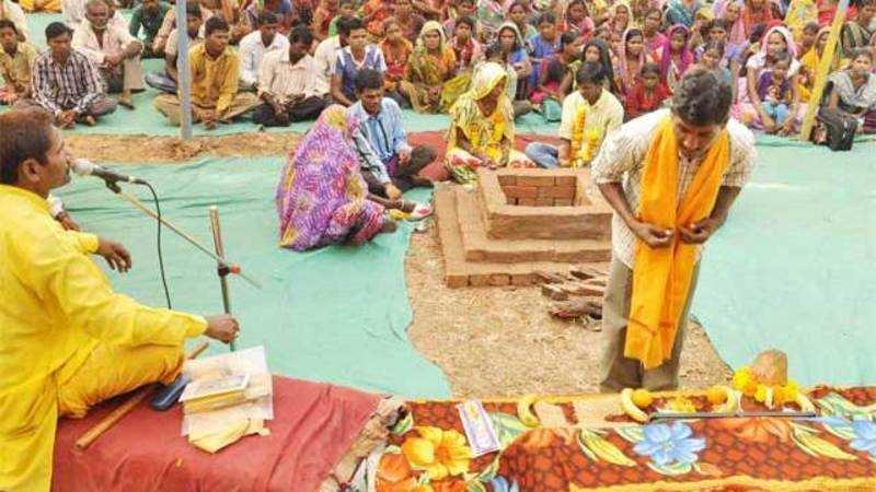 Sangh's 'Ghar Wapsi' event in full swing in Gujarat - The
