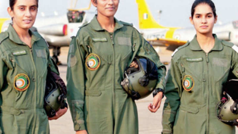 Meet India's first three women fighter pilot trainees who will